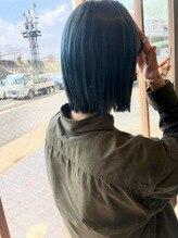 【寒色系】デザインカラー