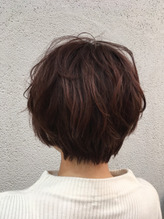 kamei*冬可愛いショートヘア*
