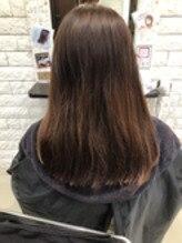 【#イマ髪】オレンジ、あかみが気になる方へ!パールアッシュで透明感と柔らかさを!