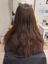 やっぱりすごい!!髪質改善トリートメントで美艶髪♪