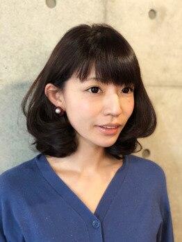 ミセス大人のヘアカタログ★ロブ Vol.118