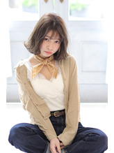 kamei*haruボブがかわいい