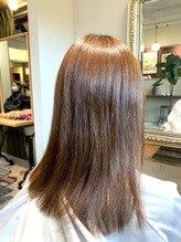至高の縮毛矯正で人生が変わる美髪に♪ vol.6