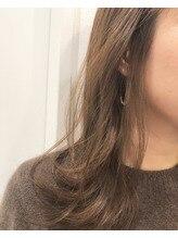 イルミナカラーで艶髪*