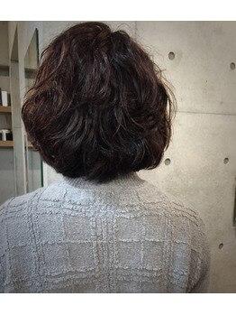 ミセス大人のヘアカタログ ★ボブ vol.93