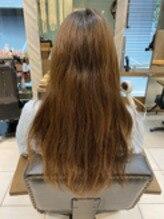 アシュレの髪質改善の一度の施術の効果は?