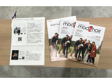 mod's hair Paris magazine 到着!