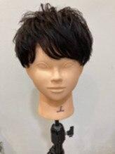 【ピンパーマでゆるパーマ】下野市 自治医大 シェイプス(Shapes hair design)