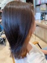 ☆カッパー系でリメイク☆|上三川町 しらさぎ 美容室ソーヴ(hair solve)