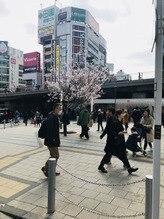 開花宣言in新宿!!榎本健太