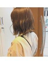 透明感◎ベージュ系カラー!!