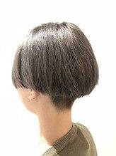 silver hair、、、榎本健太