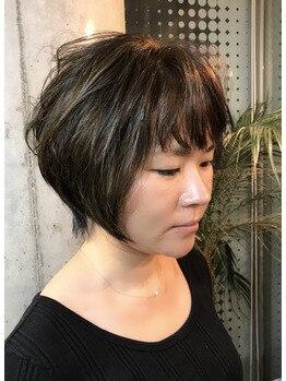 ミセス大人のヘアカタログ★ショート Vol.120