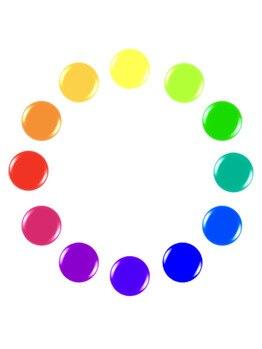 カラーの持つ力★あなたの印象は?