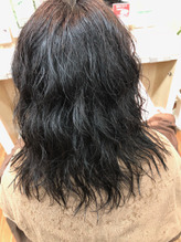 R-5縮毛矯正
