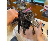 髪質改善サイエンスアクア!今日も絶好調です!