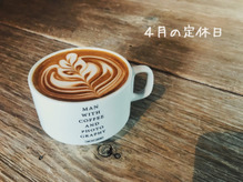 4月のANCHOR ☆