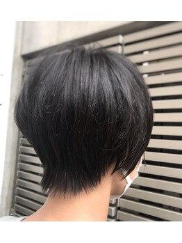 襟足スッキリスタイル☆【南柏】