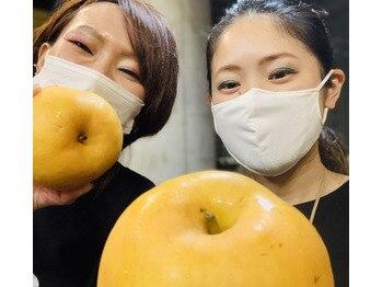 季節の梨♪