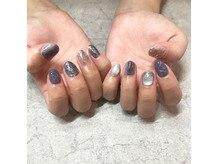 *winter nail*