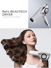 レア髪を作る☆ReFaビューテックドライヤー