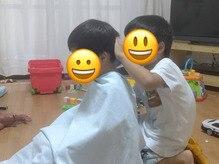 散髪屋さん