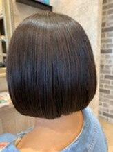 ☆ミニボブ☆|上三川町 しらさぎ 美容室ソーヴ(hair solve)