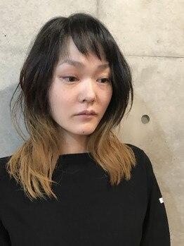 オシャレ女子注目のウルフスタイル★