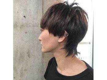 スタッフうっちーの★イメチェン★