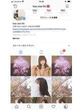 個人Instagram♪
