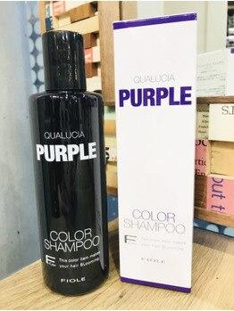 カラーシャンプーで髪色コントロール♪