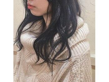 カラーモデル☆ 泉中央駅 美容室 Utata (ウタタ)