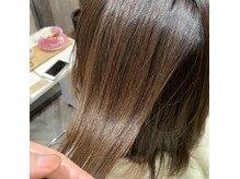本日の艶髪