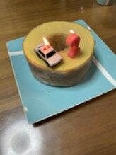 甥っ子2歳の誕生日 RiRe sharesalon(リルシェアサロン)東京 錦糸町  シェアサロン 面貸し  業務委託  フリーランス  美容室  美容院 独立 開業