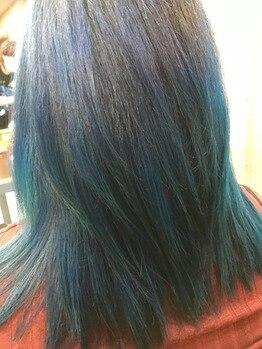 オシャレは髪から始まる(^^)