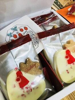 お菓子(^^)