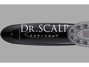 ドクター・スカルプで育毛始めましょう!!