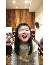 4歳☆娘☆