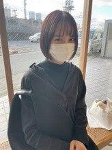 【ミニボブ】前髪あり!!