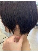 【☆夏はえりあしスッキリ☆】下野市 自治医大 シェイプス (Shape's hair design)