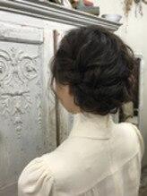 結婚式HairSet♡♡