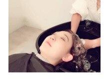 ヘッドスパで頭皮改善&匂いケア