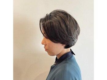 大人女性のツヤ髪美髪ボブ♪