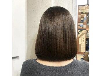 艶髪♪シンプルボブ