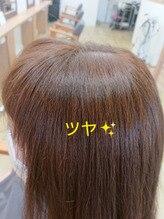 コタシャンプーで髪質改善→劇的変化がすごい)^o^(