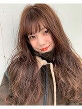 西谷菜々ちゃんの髪納め!