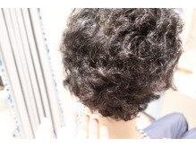 抗がん剤後の縮毛矯正