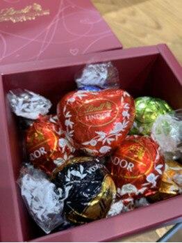 チョコレート(^^)