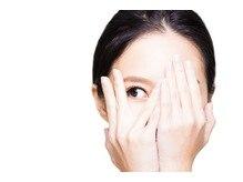 マスク生活により、目元が目立っています!