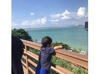 沖縄☆彡.。